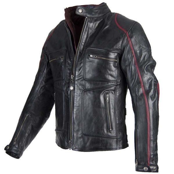Giacca Le Mans colore nero
