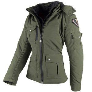 giacca urban lady per donna colore verde